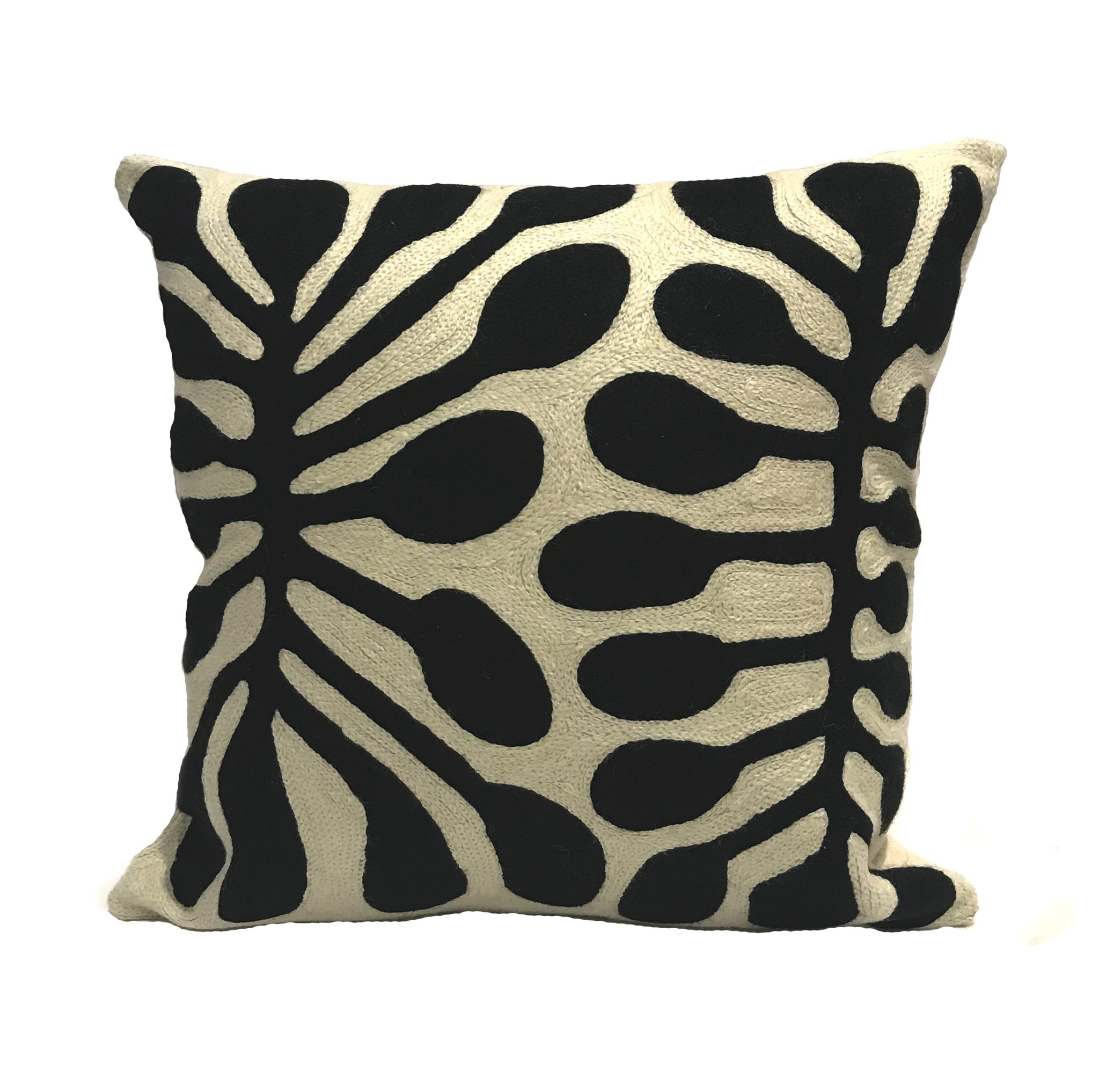 Mijtili Napurrula Black & While Cushion Cover