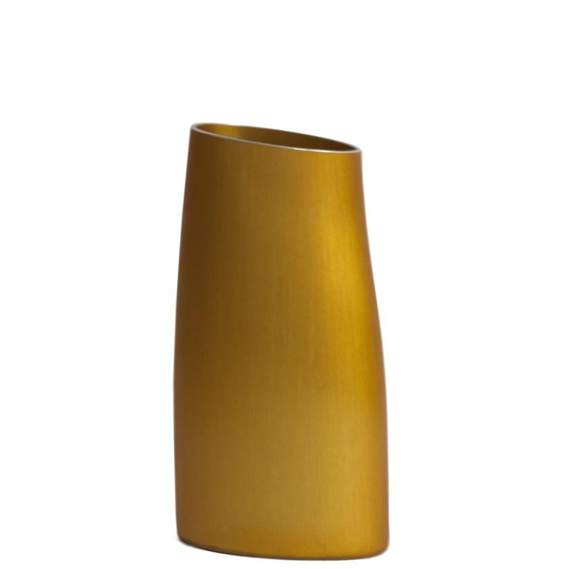 Fink Vase Medium Summer Gold