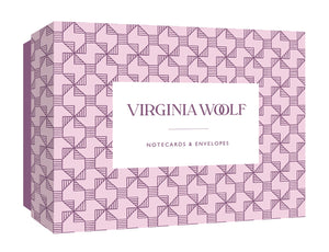 Virginia Woolf Notecards