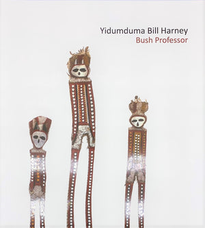 Yidumduma Bill Harney: Bush Professor