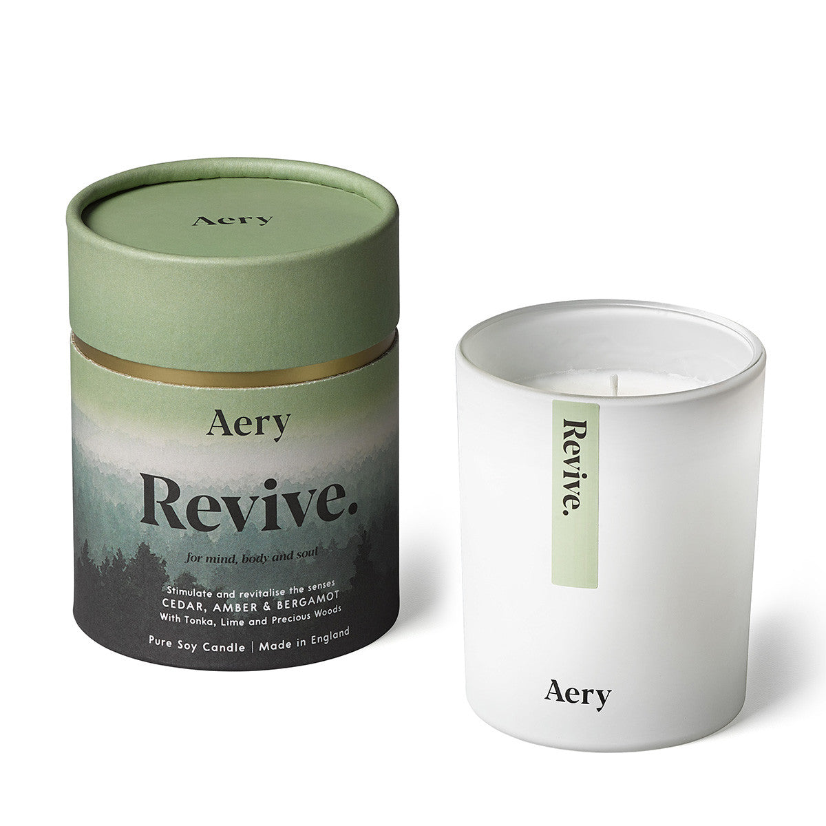 Aery Revive Mindful Candle