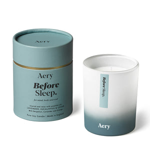 Aery Before Sleep Candle