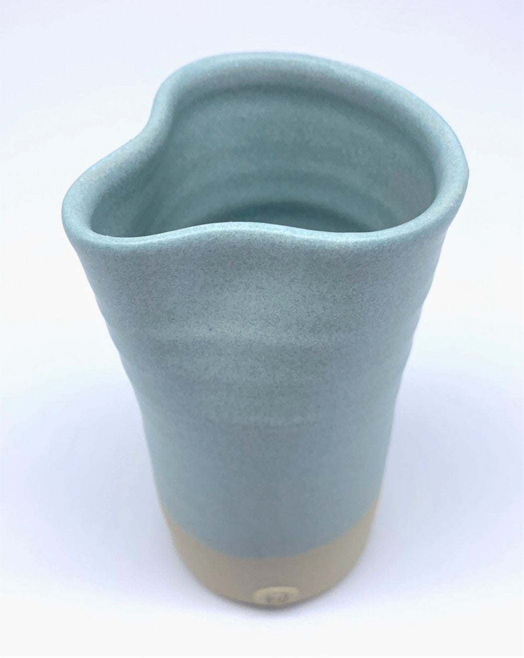 Blue Medium Ceramic Jug