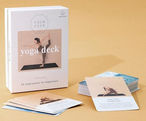 Yoga Deck Calm Club