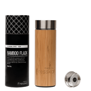 Fressko Rush Bamboo Flask 300ml