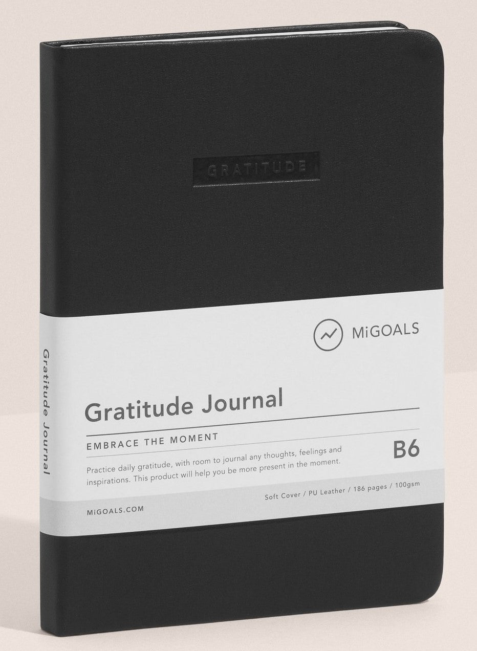 Gratitude Journal - MiGoals