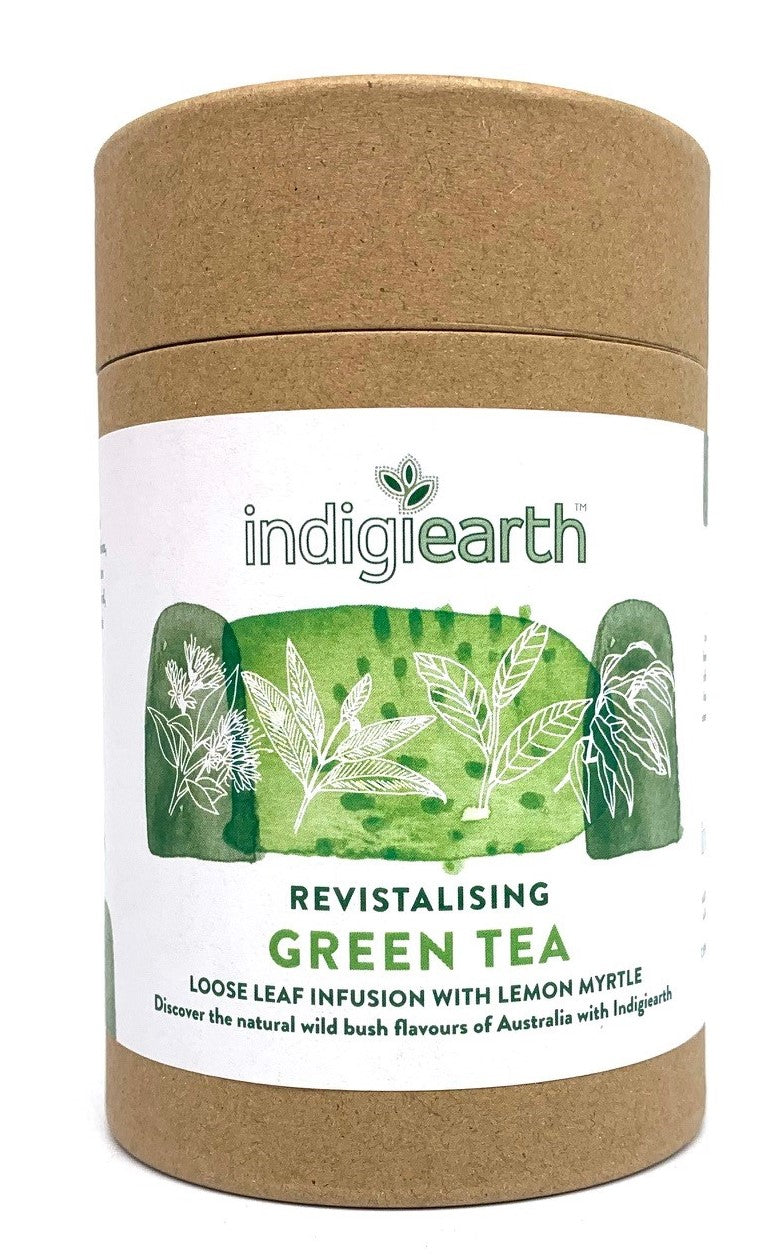 Revitalising Green Tea Blend