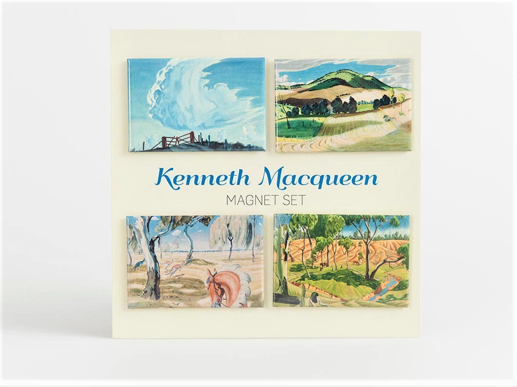 Kenneth Macqueen Magnet Set