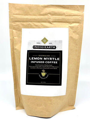 Lemon Myrtle Infused Coffee