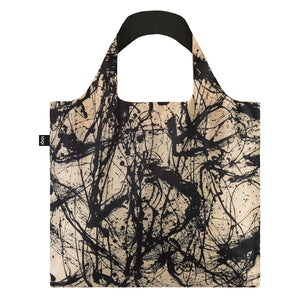 Jackson Pollock Shopping Bag