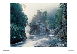 Morning Mist Print - Peter Dombrovskis