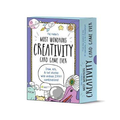 Most Wondrous Creativity Card Game