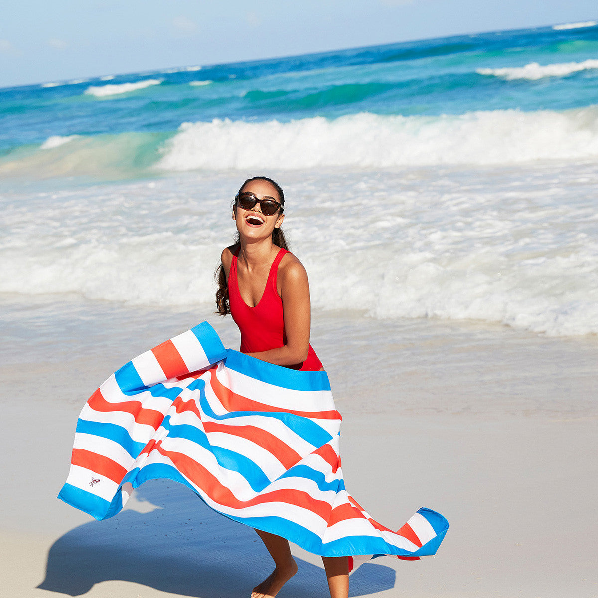 Beach Towel Poolside Parties XL