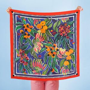 Rainforest Silk Scarf