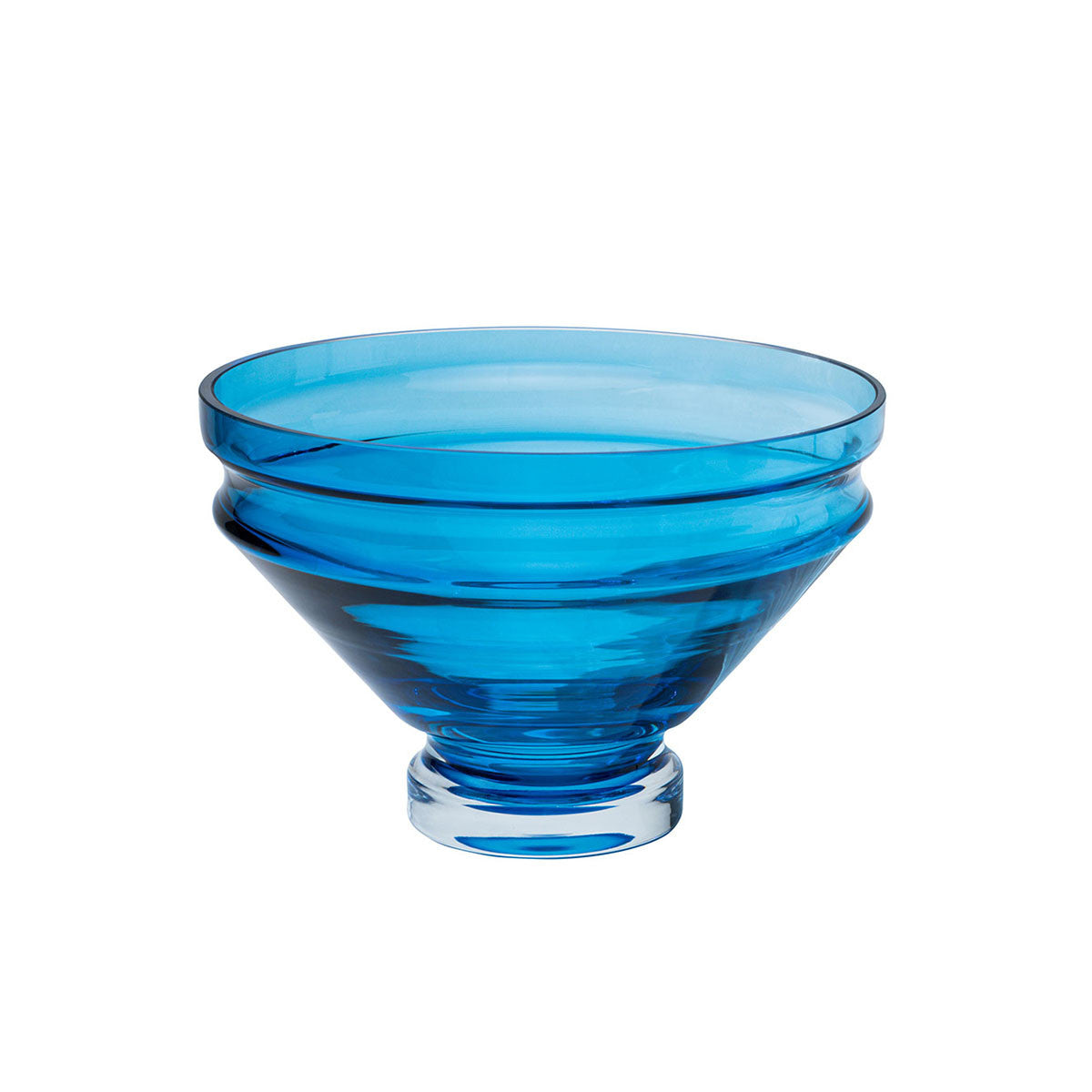 Raawii Blue Glass Bowl Small Relæ