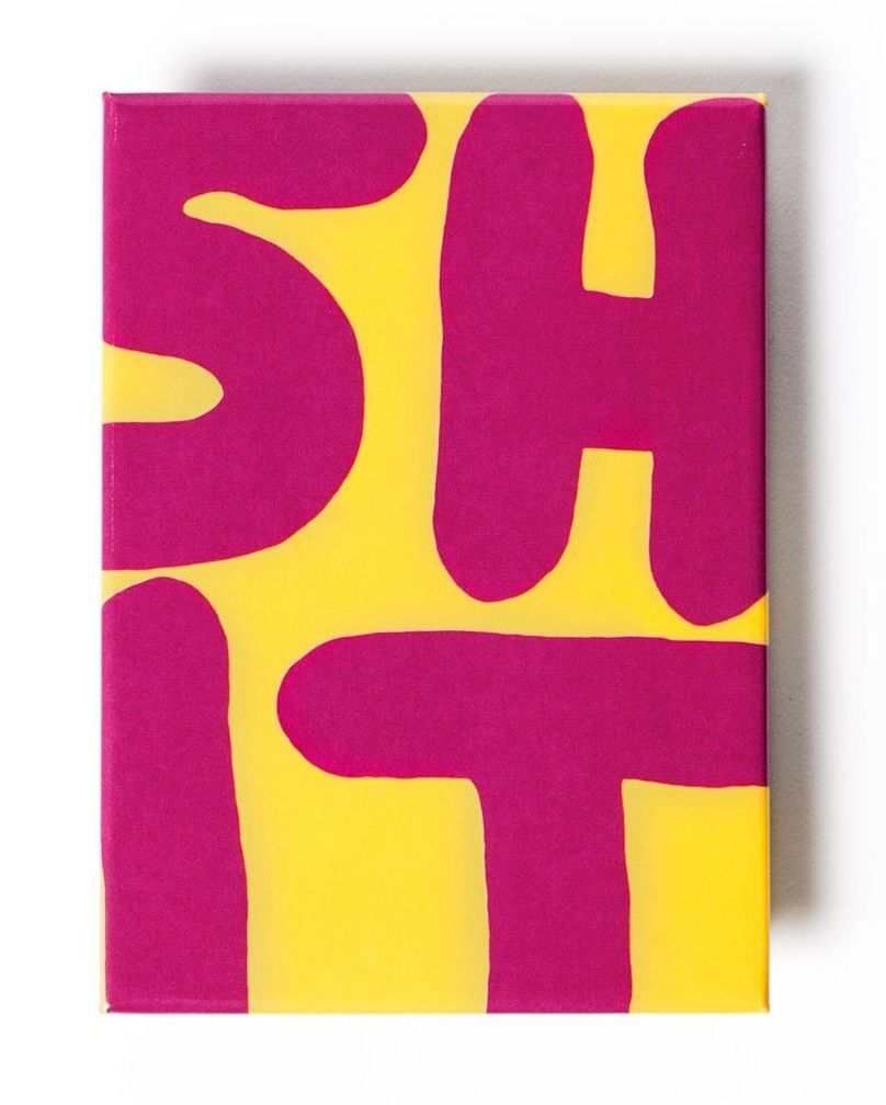 Shit Magnet - David Shrigley