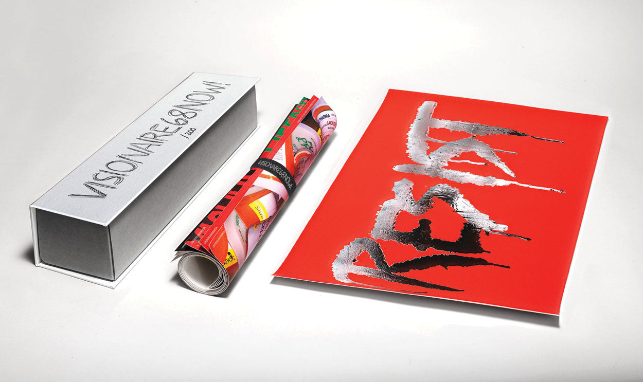 Visionaire 68 Now! Collector's Edition