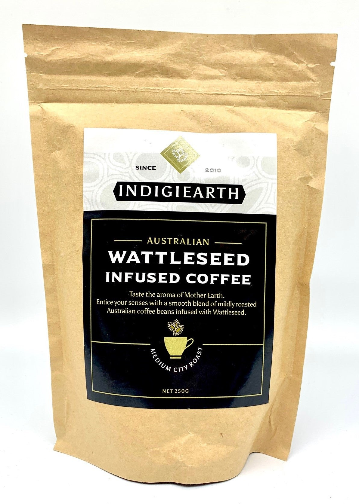 Wattleseed Infused Coffee