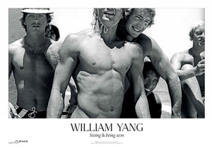 William Yang Exhibition Poster