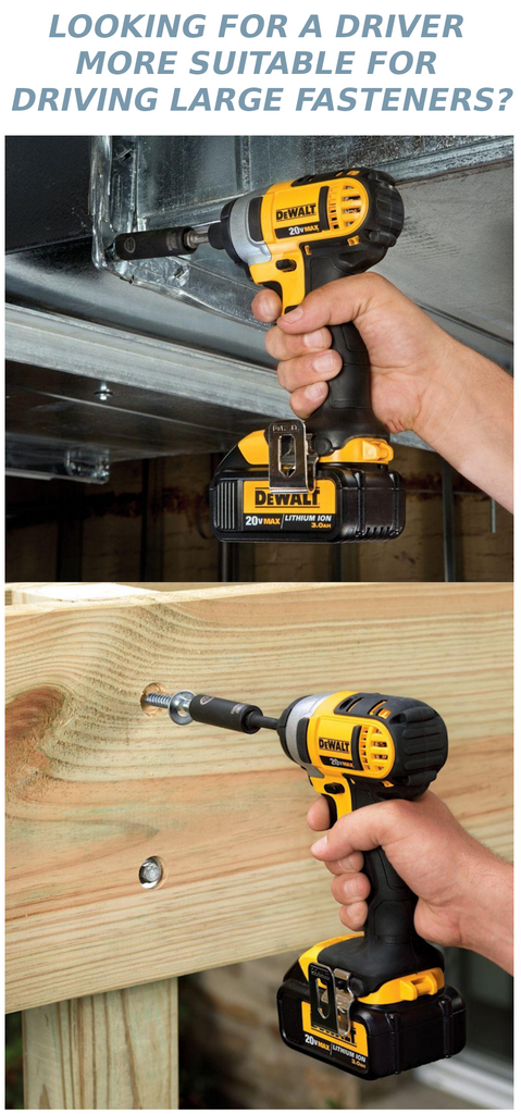 Impact Driver Function 1