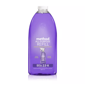Method 68 fl oz, Naturally Derived Multi-Purpose Cleaner - French Lavender - Millennial Sales