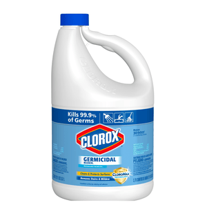 Clorox Germicidal Disinfectant Liquid Bleach 121 fl oz - CloroMax Tech - Millennial Sales