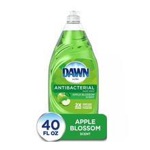 Load image into Gallery viewer, Dawn Ultra Antibacterial Apple Blossom Dish Washing Liquid Dish Soap 19.4 fl oz - Millennial Sales