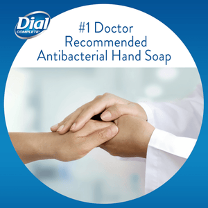 Dial Antibacterial Liquid Hand Soap, Aloe Vera Kills 99.99% Germs 7.5 Ounce - Millennial Sales