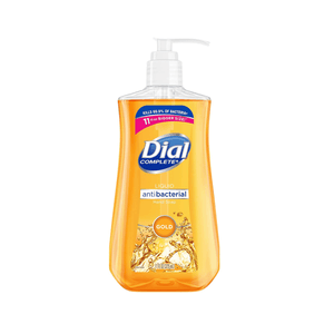 Dial Professional Antibacterial Liquid Hand Soap Wash Kills Germs Moisturizer Gold, 11 oz - Millennial Sales