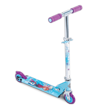 Load image into Gallery viewer, Disney Frozen Girls' Inline Folding Kick Scooter by Huffy, Blue - Millennial Sales