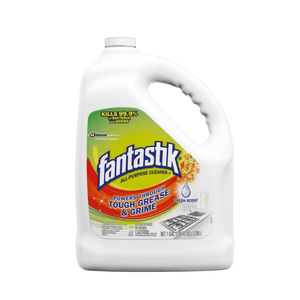 Fantastik 128 fl. oz Fresh Scent All Purpose Disinfectant Cleaner Kills Bacteria & Germs - Millennial Sales