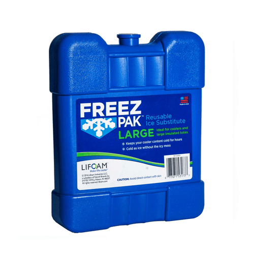 Freez Pak - Large Reusable Ice Freezer Ice Pack - Millennial Sales