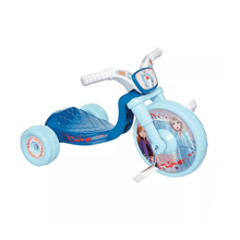 "Load image into Gallery viewer, Frozen 2 10"" Fly Wheels Kids' Ride-On Tricycle - Millennial Sales"