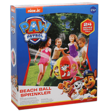 Load image into Gallery viewer, Kids Inflatable Water Play Sprinkler Beach Ball Paw Patrol - Nick Jr. - Millennial Sales