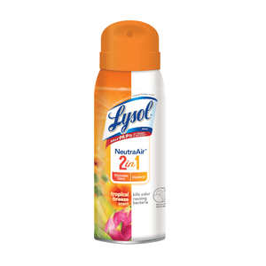 Lysol Disinfectant Spray, Neutra Air Tropical Breeze Scent Disinfects Kills Odors 10 oz - Millennial Sales