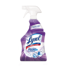 Load image into Gallery viewer, Lysol Bleach Bathroom Disinfectant Cleaner Spray Kills 99% Bacteria Mold & Mildew Blaster 28 oz - Millennial Sales
