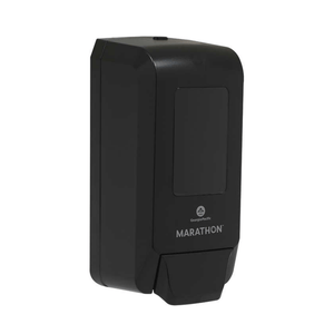 Georgia Pacific Commercial Wall Mounted Manual Hand Foam Soap Dispenser - Black - Millennial Sales