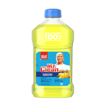 Load image into Gallery viewer, Mr. Clean Antibacterial Multi-Surface Cleaner, Summer Citrus, Kills Germs Bacteria 45 fl oz - Millennial Sales