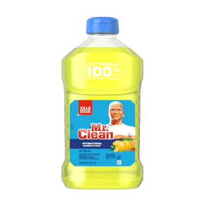 Mr. Clean Antibacterial Multi-Surface Cleaner, Summer Citrus, Kills Germs Bacteria 45 fl oz - Millennial Sales