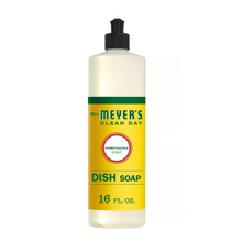 Load image into Gallery viewer, Mrs. Meyer's Clean Day Honeysuckle Scent Liquid Dish Soap - 16oz - Millennial Sales