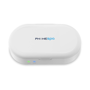 PhoneSpa Phone & Accessory UV-C Sanitizer and Aroma Diffuser - Millennial Sales