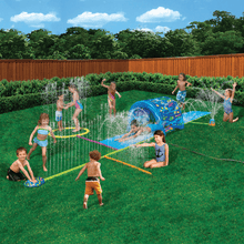Load image into Gallery viewer, Banzai - Splash Slip And Slide Inflatable Sprinkler Water Park Slides - Millennial Sales