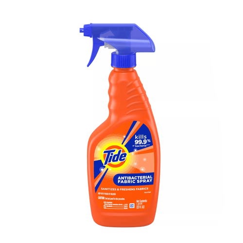 Tide Antibacterial Sanitizing Fabric Spray Kills Bacteria - 22 fl oz - Millennial Sales