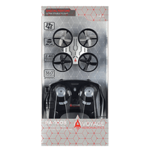 Load image into Gallery viewer, Voyage Aeronautics Micro Drone with Remote Titanium Gray - 2.4 GHz RC Drone Compatible - Millennial Sales