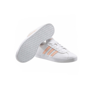 Adidas Girl Classic White Grand Court Sneaker Shoes - Millennial Sales