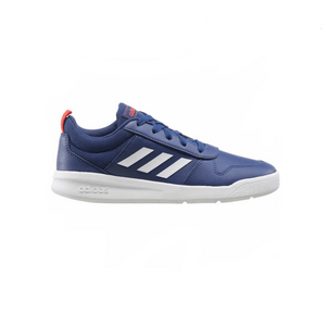 Adidas Boy's Kids' Blue Court Sneaker Shoes - Size 1 - Millennial Sales