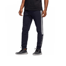 Load image into Gallery viewer, Adidas Dark Blue Men's Jogger 3-Stripes Athletic Cotton Sweatpants Adult Size Medium - Millennial Sales
