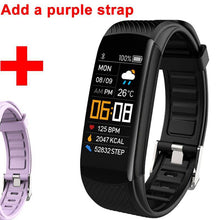 Load image into Gallery viewer, Smart Watch Bracelet Blood Pressure Fitness Running Tracker Heart Rate Monitor for iPhone Android - Millennial Sales