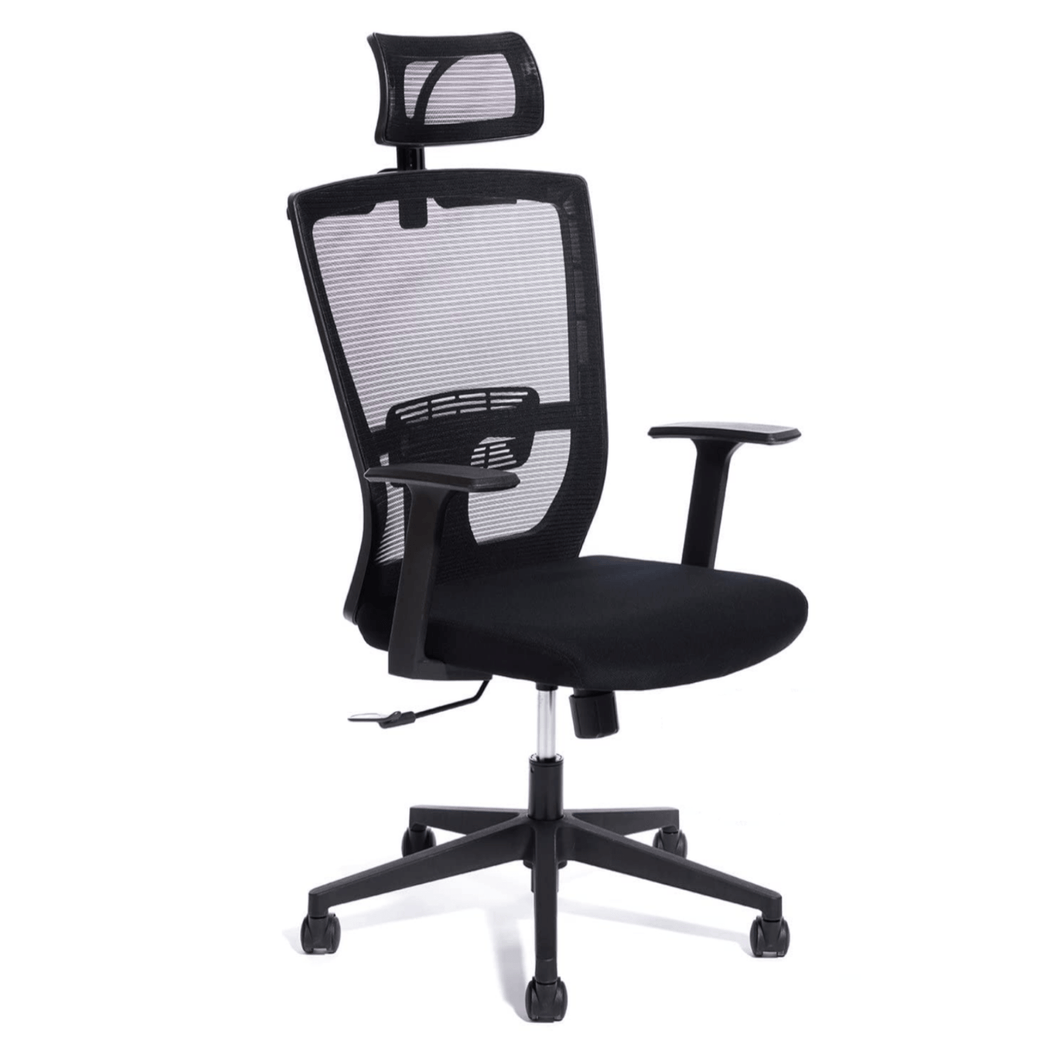 Adjustable Ergonomic High Back Executive Office Gaming Chair with Headrest - Millennial Sales