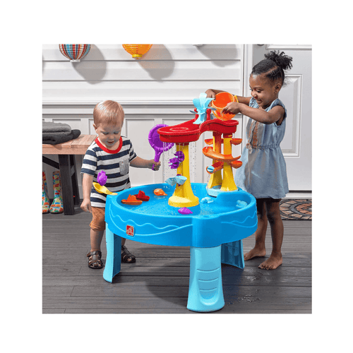 Kids Water Table Playset Playground Waterfall Splash with Accessories - Archway Falls - Millennial Sales